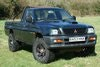 Picture of 1998 Mitsubishi L200 2.5TD 4x4 Pick Up SOLD