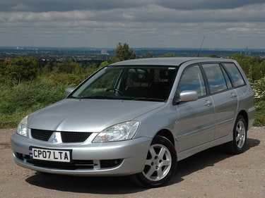 Picture of 2007 Mitsubishi Lancer 1.6 Equippe Estate. ONE OWNER 44000 miles For Sale