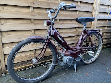 Picture of 1967 Mobylette motobecane cady For Sale