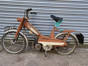 1970 MOBYLETTE CYCLEMOTOR MOPED CYCLE MOTOR £795 OFFERS PX TRIALS For Sale (picture 1 of 4)