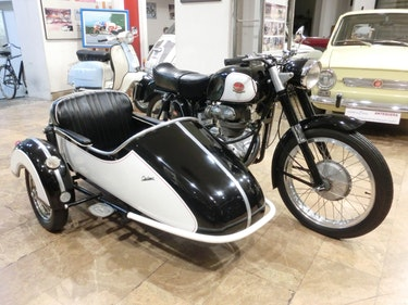 Picture of FB MONDIAL CONSTELLATION 200 SIDECAR - 1958 For Sale