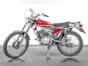 1995 MONDIAL 125 ENDURO For Sale (picture 1 of 7)