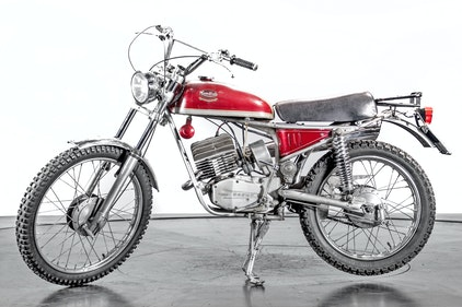 Picture of 1995 MONDIAL 125 ENDURO For Sale