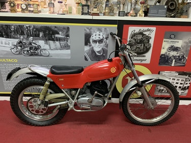 Picture of 1972 Montesa Cota 247 mk3 SUPER WELL PRESERVED!! For Sale