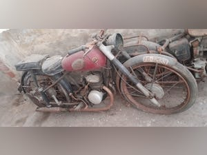 """1955 Montesa impala 250 sidecar """"PROJECT"""" For Sale (picture 1 of 3)"""