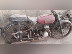 """1955 Montesa impala 250 sidecar """"PROJECT"""" For Sale (picture 2 of 3)"""