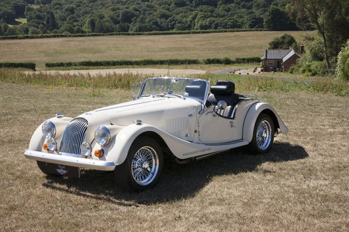 1989 Morgan 4/4 (Plus 4 Body) SOLD (picture 2 of 6)