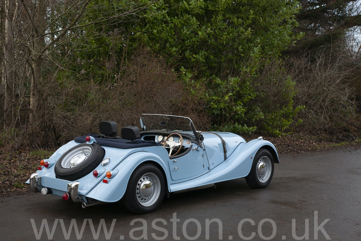 2006 Morgan 4/4 70th Anniversary Model For Sale (picture 4 of 6)