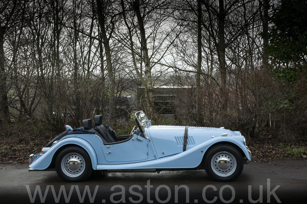 2006 Morgan 4/4 70th Anniversary Model For Sale (picture 6 of 6)
