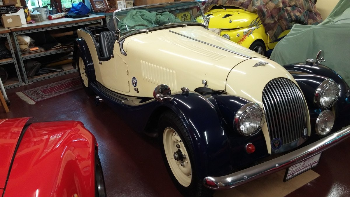 1958 Morgan Plus 4 For Sale (picture 2 of 6)