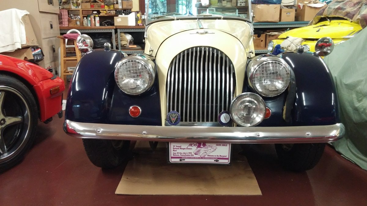 1958 Morgan Plus 4 For Sale (picture 3 of 6)