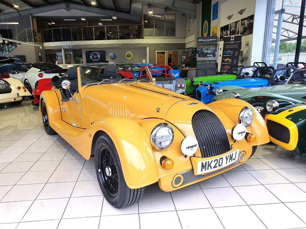 2020 Morgan Plus 4 (2.0 BMW Engine)  For Sale (picture 1 of 6)