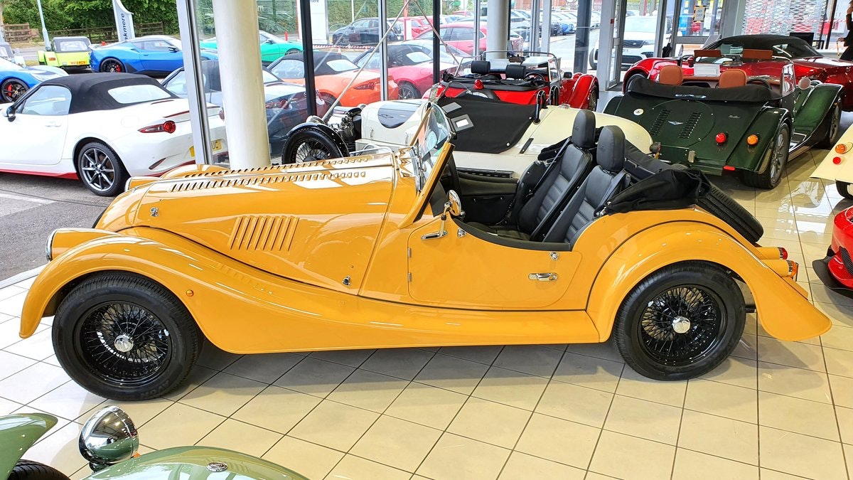 2020 Morgan Plus 4 (2.0 BMW Engine)  For Sale (picture 3 of 6)