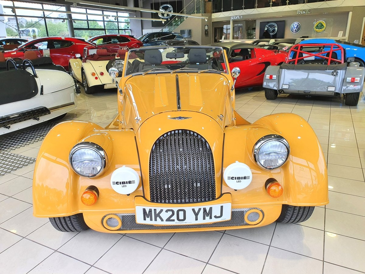2020 Morgan Plus 4 (2.0 BMW Engine)  For Sale (picture 6 of 6)