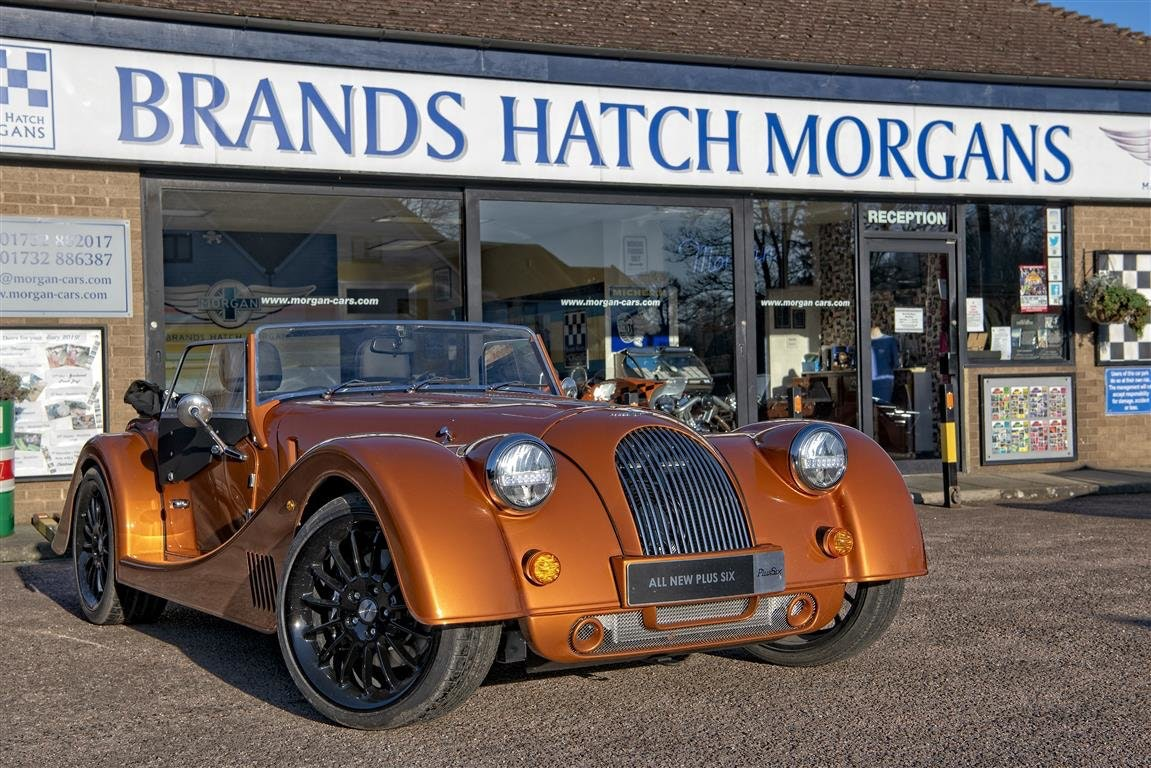 2020 Morgan Plus Six. Unregistered. For Sale (picture 1 of 1)