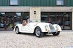 Morgan Plus 4 in Ivory and Tan