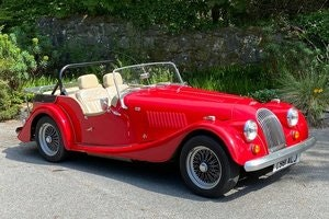 Picture of 1986 Morgan Plus 4 Four Seater. For Sale