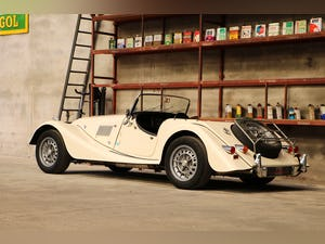 1982 Very nice Morgan Plus 8 RHD For Sale (picture 2 of 6)