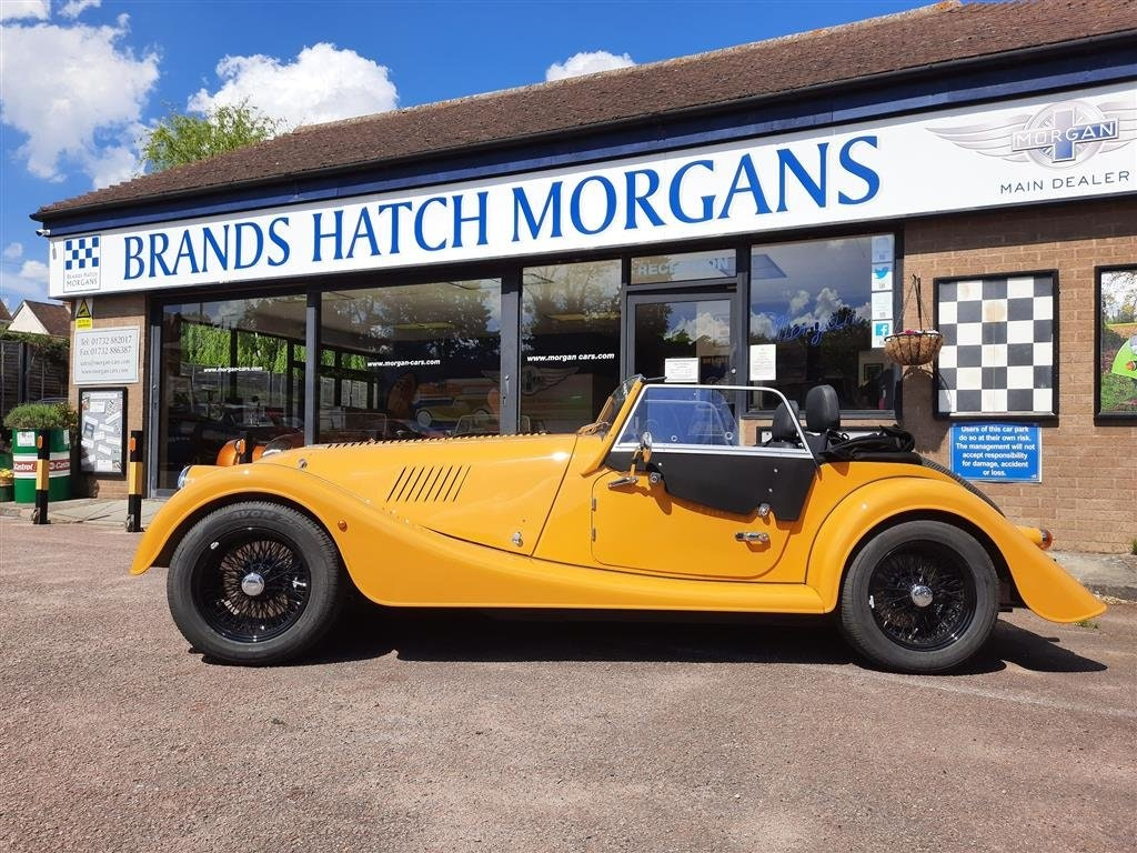2020 Morgan Plus Four. Unregistered. For Sale (picture 1 of 2)