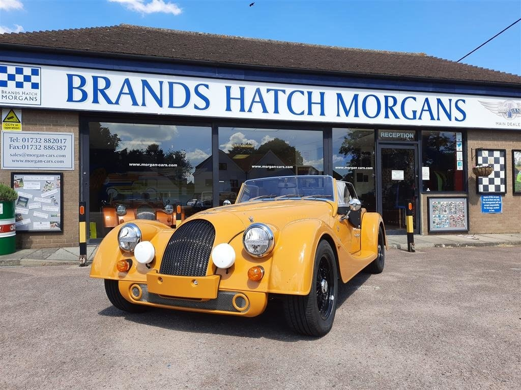 2020 Morgan Plus Four. Unregistered. For Sale (picture 2 of 2)