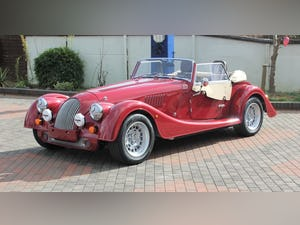 2021 New Unregistered Morgan Plus Four Automatic - Fresh Stock For Sale (picture 1 of 11)