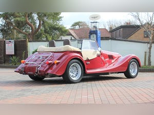 2021 New Unregistered Morgan Plus Four Automatic - Fresh Stock For Sale (picture 5 of 11)