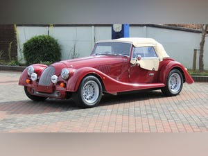 2021 New Unregistered Morgan Plus Four Automatic - Fresh Stock For Sale (picture 6 of 11)