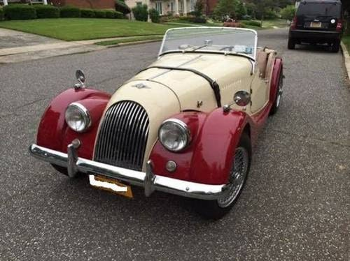 1965 Morgan Plus 4 Roadster For Sale (picture 1 of 6)