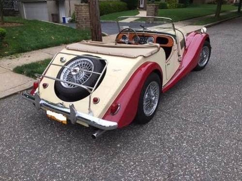 1965 Morgan Plus 4 Roadster For Sale (picture 3 of 6)