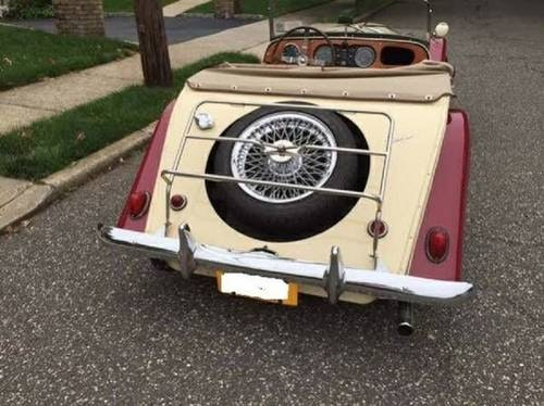 1965 Morgan Plus 4 Roadster For Sale (picture 4 of 6)