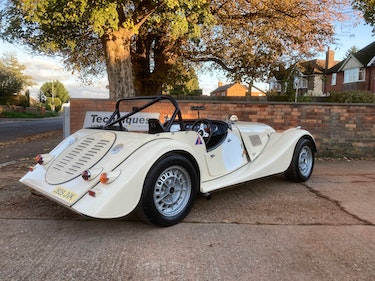 Picture of 1992 Morgan +8 (PRE CAT) for road or competion For Sale