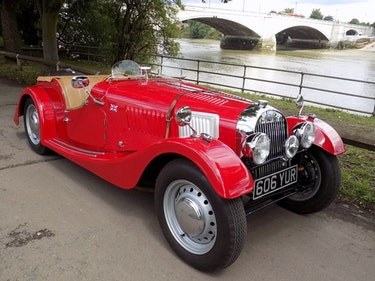 Picture of 1952 MORGAN PLUS 4 FLAT RAD For Sale