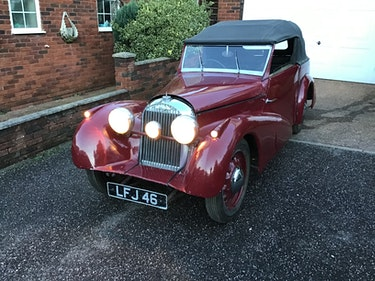 Picture of 1949 Morgan 4/4 Drophead Coupe For Sale