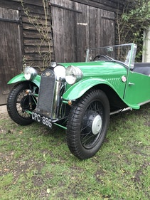 Picture of 1935 Morgan F4 three (3) wheeler. For Sale