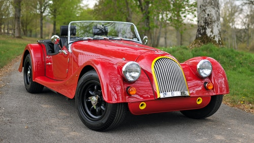 Picture of 2011 Morgan +4 60th Anniversary SuperSports For Sale