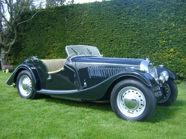 Picture of 1952 Morgan Plus 4 Roadster For Sale by Auction