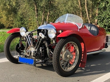 Picture of 1932 Morgan Super Sports Three Wheeler 1100cc JAP For Sale