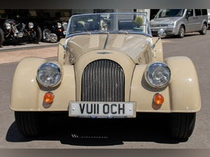 2011 Morgan Plus 4 Sport - 2.0L Ford Duratec - S3413 For Sale (picture 6 of 8)