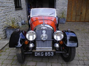 1947 Morgan 4/4 series 1,  4 seater For Sale (picture 1 of 12)