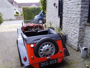 1947 Morgan 4/4 series 1,  4 seater For Sale (picture 4 of 12)