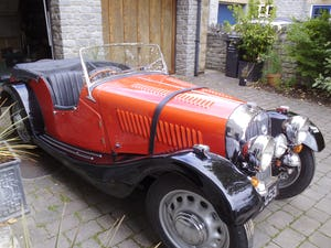 1947 Morgan 4/4 series 1,  4 seater For Sale (picture 7 of 12)