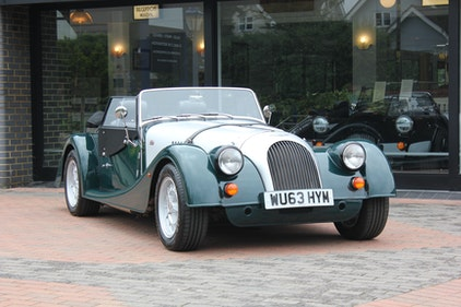 Picture of 2013 Morgan Roadster V6 3.7 - Brooklands Edition For Sale