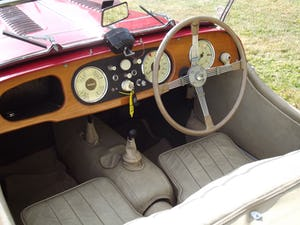 1952 Morgan Plus Four. Flat Rad with period competition history For Sale (picture 5 of 17)
