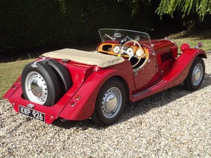 1952 Morgan Plus Four. Flat Rad with period competition history For Sale (picture 8 of 17)