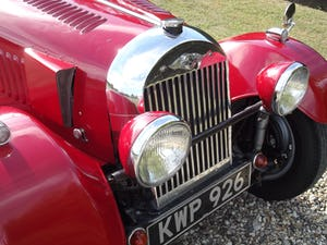 1952 Morgan Plus Four. Flat Rad with period competition history For Sale (picture 12 of 17)