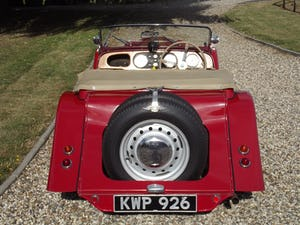1952 Morgan Plus Four. Flat Rad with period competition history For Sale (picture 13 of 17)