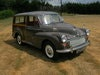Picture of 1964 MORRIS MINOR 1000 TRAVELLER. SOLD