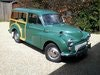 Picture of 1968 Morris Minor 1000 Traveller - genuine  38,500 miles SOLD