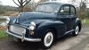 Picture of 1966 MORRIS MINOR 2DR SALOON ~ GREAT 'ENTRY LEVEL' CLASSIC!! SOLD