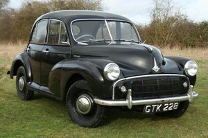 Picture of 1954 Morris Minor Split Screen SOLD